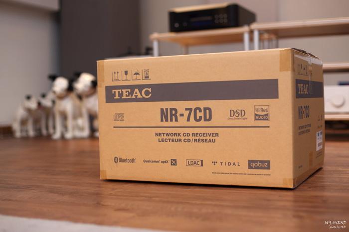新世代旗舰先锋 TEAC NR-7CD ALL-IN-ONE PLAYER