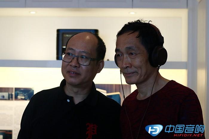 2017华中国际音响展——阿玛尼唱片