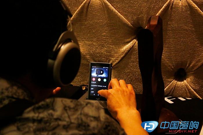 2017华中国际音响展——飞傲展厅
