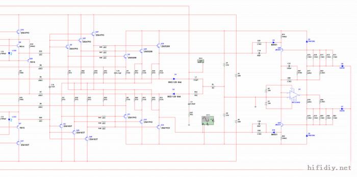 优质晶体管功率放大器制作