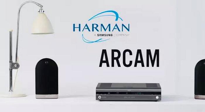 哈曼收购雅骏Arcam