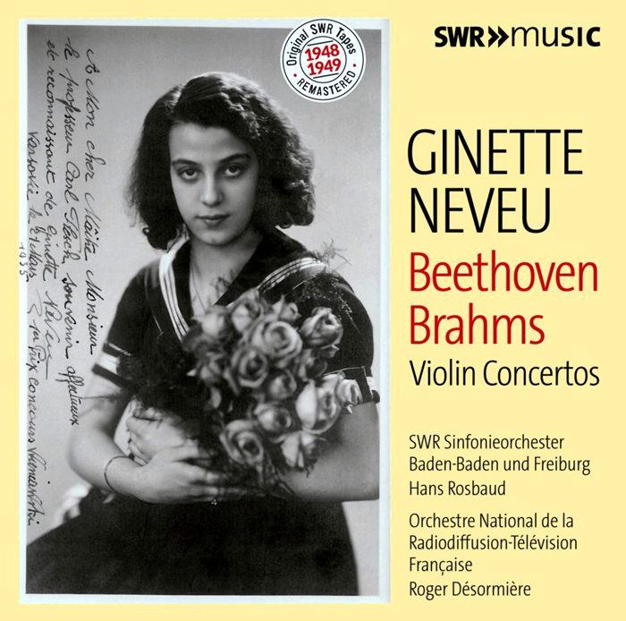 贝多芬、布拉姆斯小提琴协奏曲