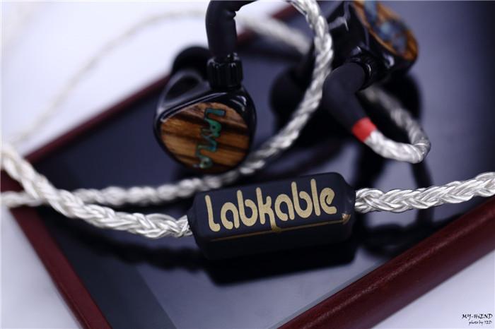 Labkable Titan耳机信号线