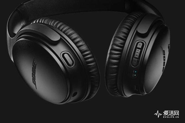 Bose QC35新增语音助手支持 小幅升级能否直面硬刚1000X家族?