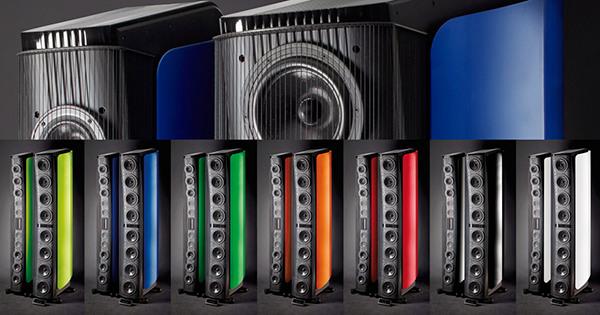 Gryphon Kodo高级音箱