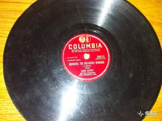 准备好耳朵 5万多张粗纹黑胶已登陆Internet Archive