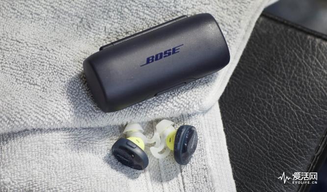 为运动而生 Bose SoundSport Free分体式无线蓝牙耳机