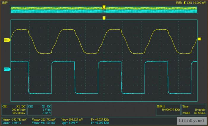 自制输出变压器