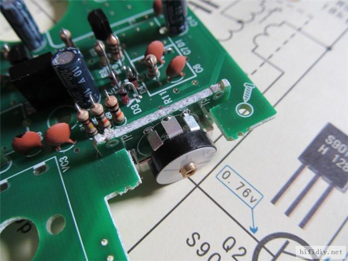 德生2P3收音機套件制作