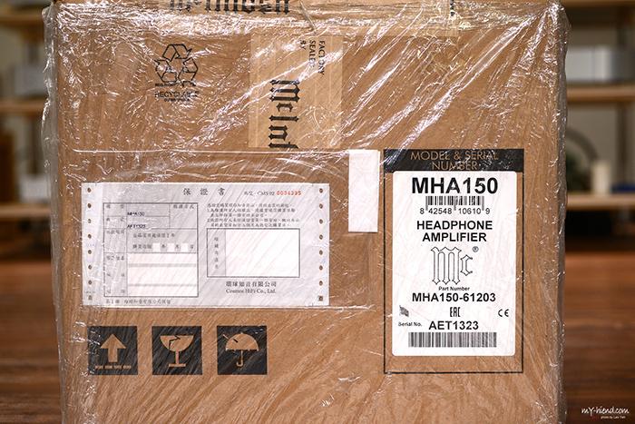 内外兼具 McIntosh MHA150 DAC