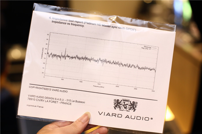 Viard Audio线材Vincent专访