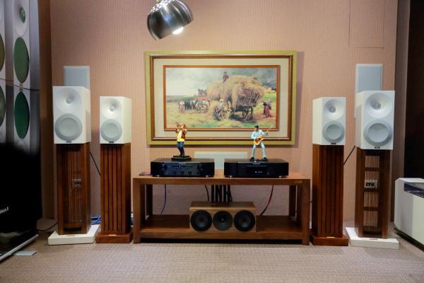 Amphion音箱