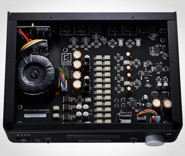 KECES S3 DAC耳放前级