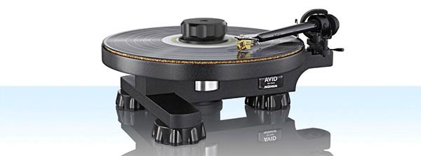 AVID Ingenium黑胶唱盘