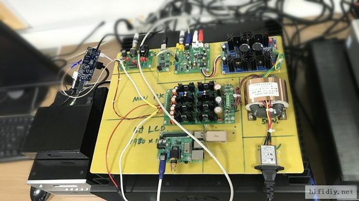 数字播放器