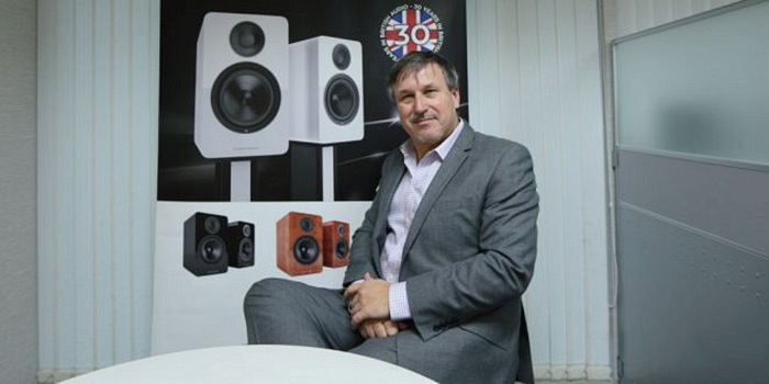 Acoustic Energy专访