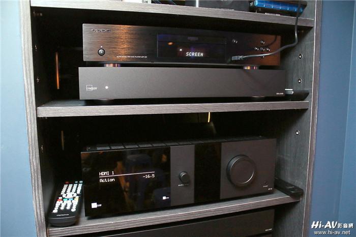 Lyngdorf MP-50及SDA-2400 11声道家庭影院体验