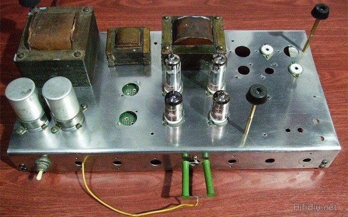 推挽电路制作实验