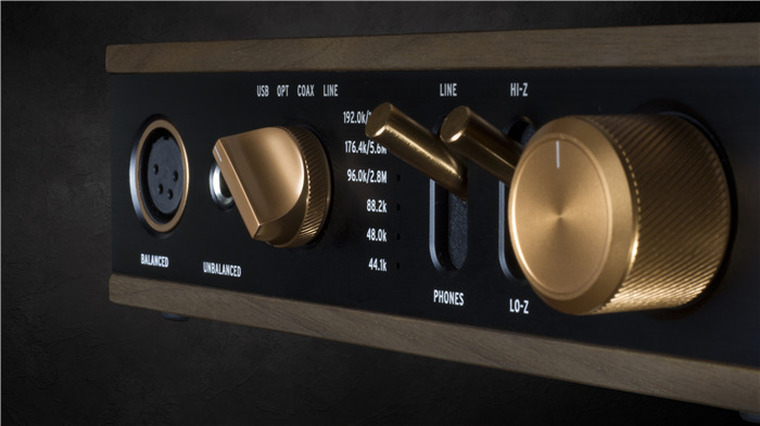 Klipsch Heritage耳机放大器