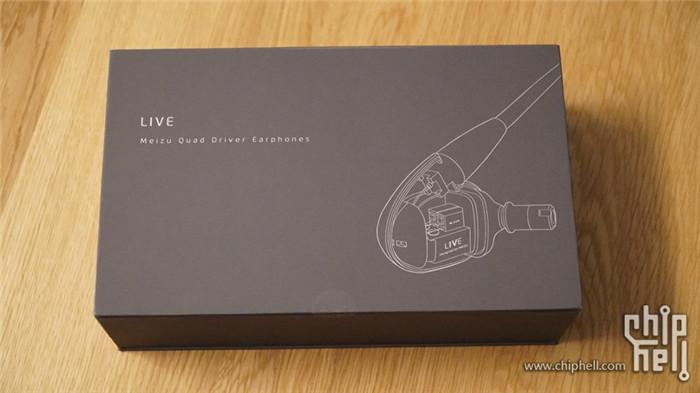 魅族(MEIZU)LIVE 四单元动铁耳机