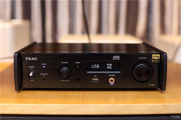 TEAC UD-505、NT-505、CG-10M