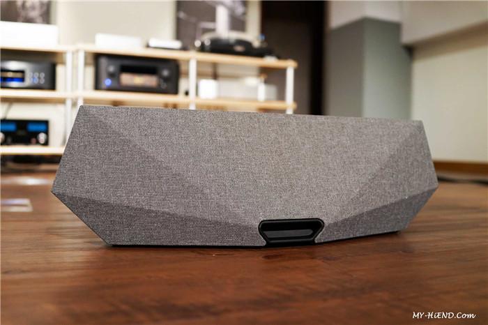 丹拿music5智能無線音響開箱