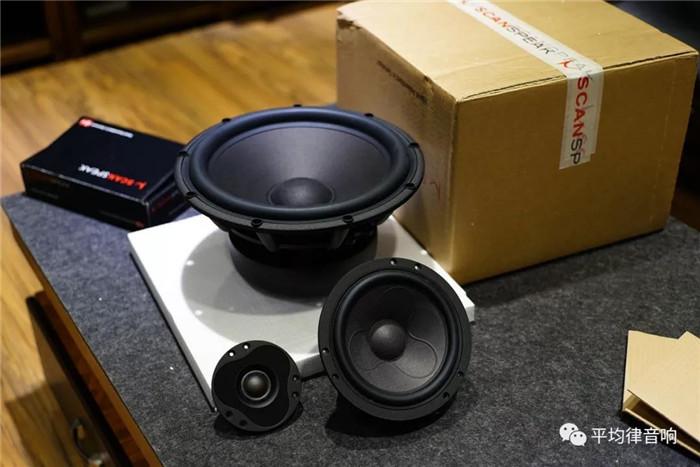 绅士宝新旗舰Ellipticor系列扬声器
