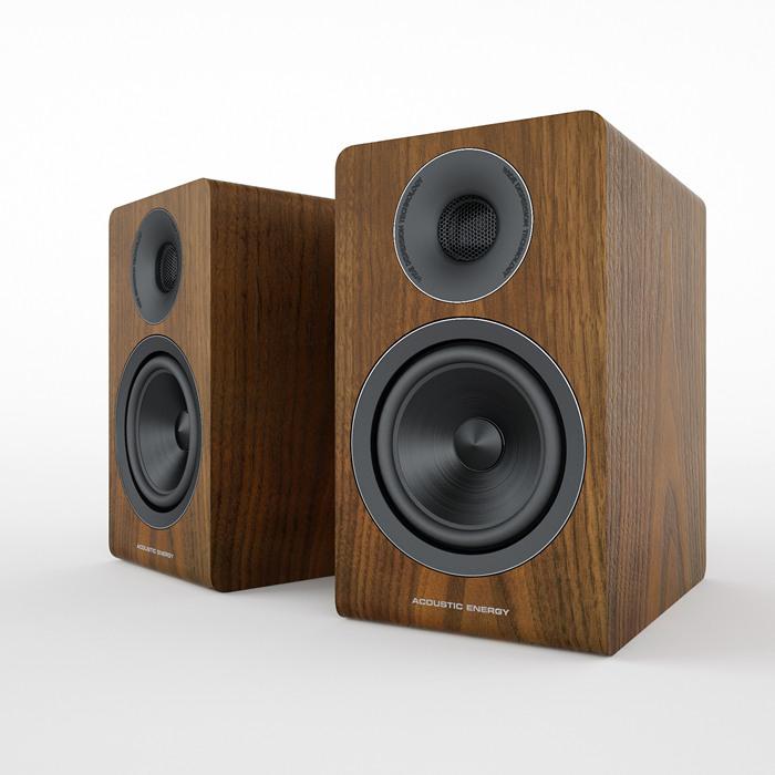 Acoustic Energy AE300书架音箱