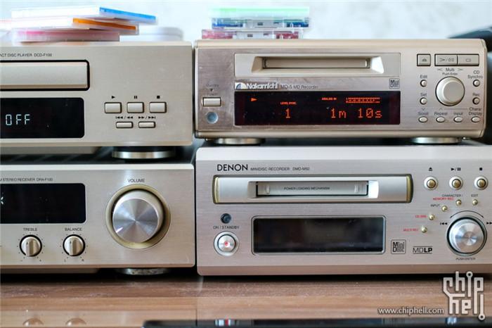 日本Nakamichi卡式录音座