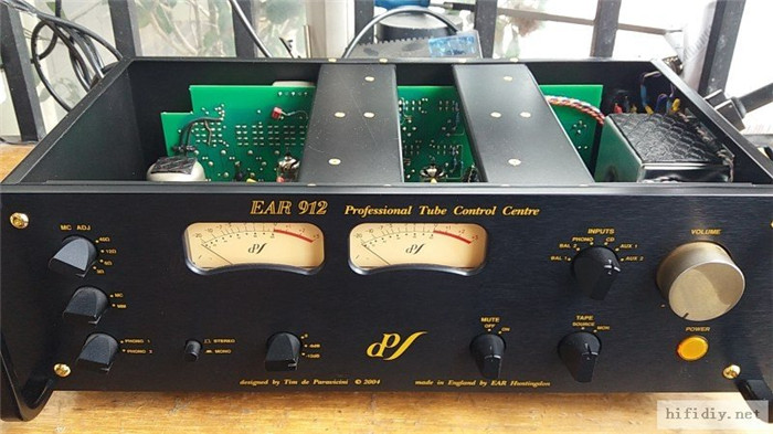 Sim Audio惊雷MOON P-5 分体前级仿制