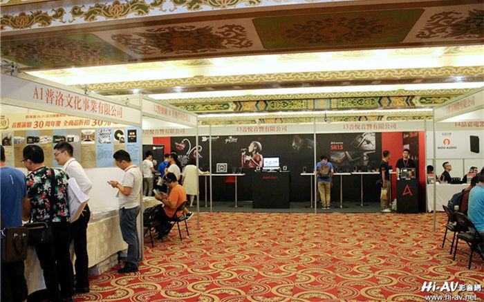 2018TAA台湾音响展
