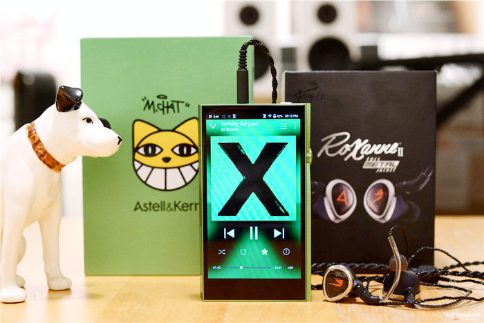 Astell&Kern x M.Chat播放器