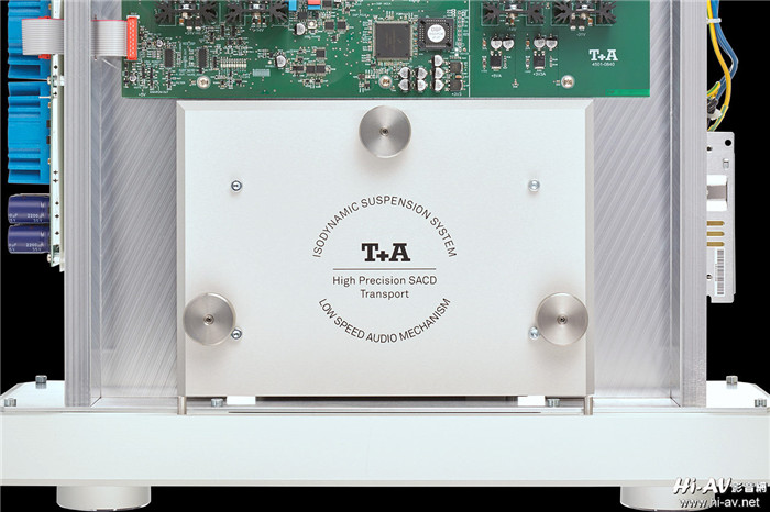 T+A MP 3100 HV多功能音乐播放机