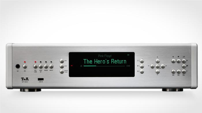 T+A MP 1000 E CD播放器