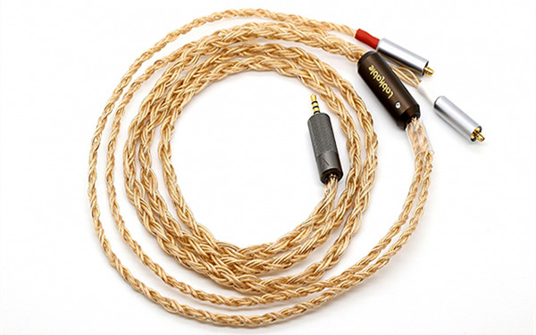 Labkable-Headfi Titan-Au耳机线