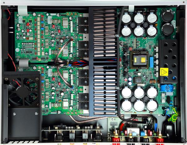 T+A PA 2500 R放大器