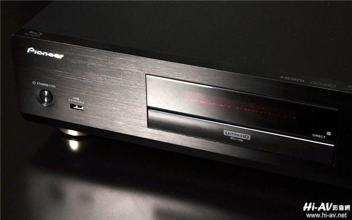 Pioneer 4K UHD BD播放机UDP-LX500