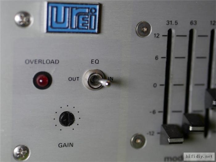 UREI 533均衡器