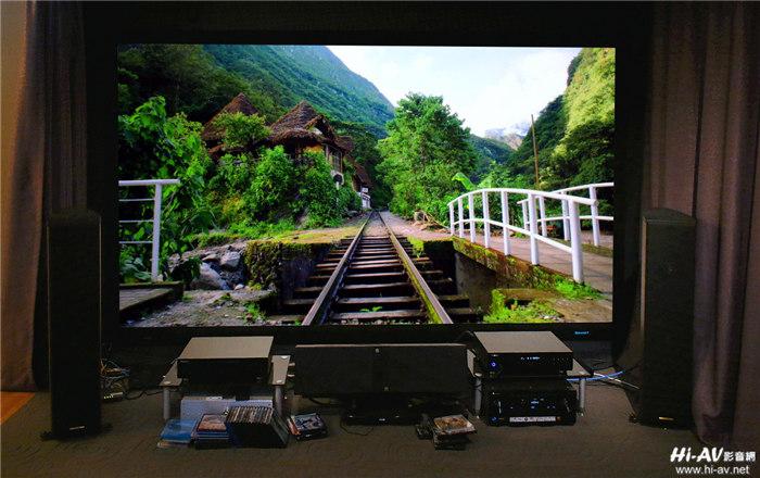 JVC 2019年式4K投影机