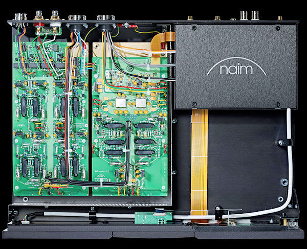 Naim ND 555网络串流播放机