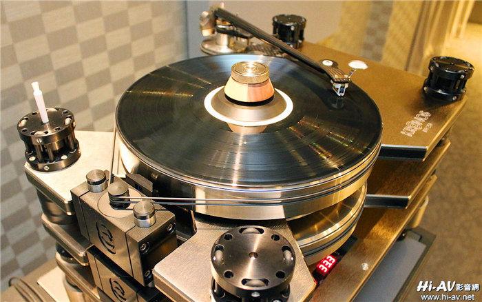 Kronos Audio Pro黑胶唱盘
