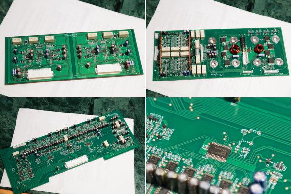 Accuphase C-2150前級、P-4500后級、E-480綜合放大器