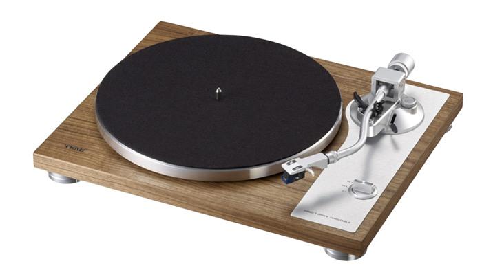 TEAC TN-4D直驱马达黑胶唱盘