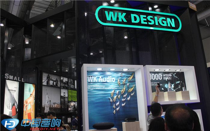 WK DESIGN耳機
