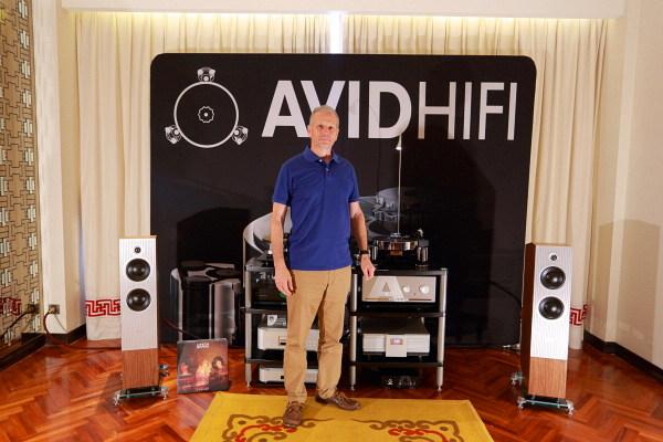 AVID品牌专访