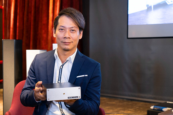 Piega 無線新Hi-End新品發表