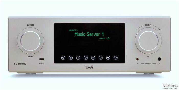 T+A數字音樂訊源
