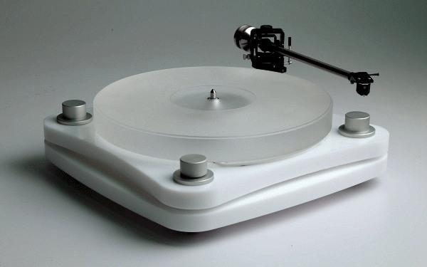 Tien Audio白玉黑膠唱盤