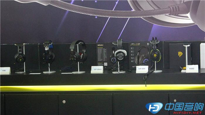 EASYSMX立體聲游戲耳機亮相2019環球資源消費電子展
