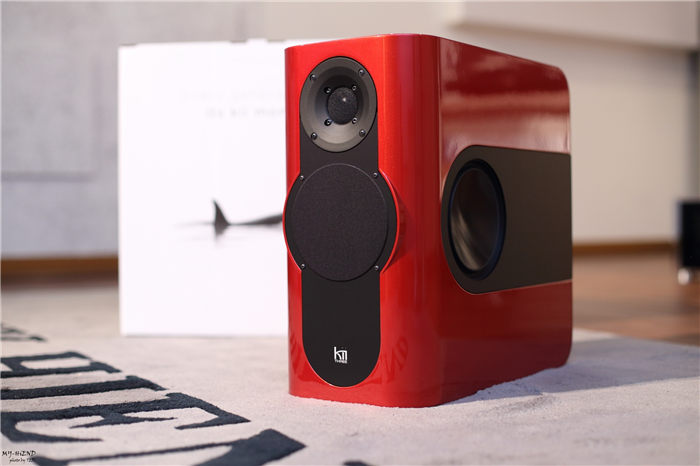 Kii Three BXT System:巧妙合体,无可挑剔的实力与声音
